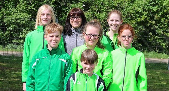 Zwei TV Athleten holen Klassensieg in Erfurt