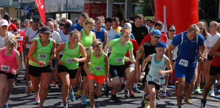 11. Sparkassenlauf am 18.08.2019 in Hessisch Lichtenau