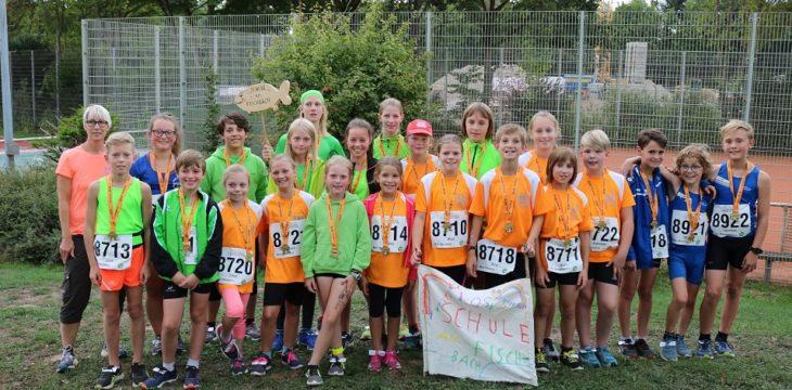 Marathon in Kassel mit TV Beteiligung