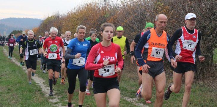Crosslauf in Hessisch Lichtenau