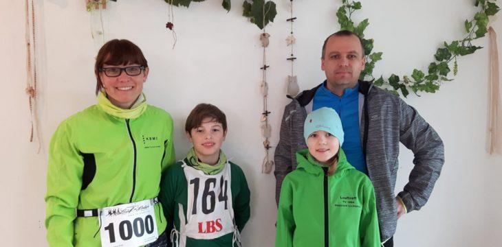 Letzter Lauf zur Winterlaufserie Ahnatal