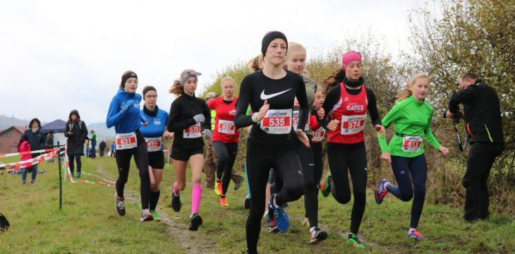 Crosslauf in Heli mit 136 Teilnehmern