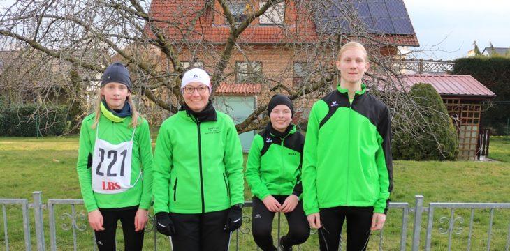 Winterlaufserie Ahnatal geht in Runde vier