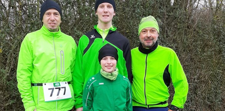 Abschluss der Winterlaufserie Ahnatal
